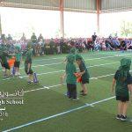 المهرجان الرياضي الخامس للروضة الثالثة